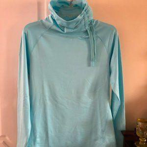Pullover Sweatshirt Ice Blue NWT